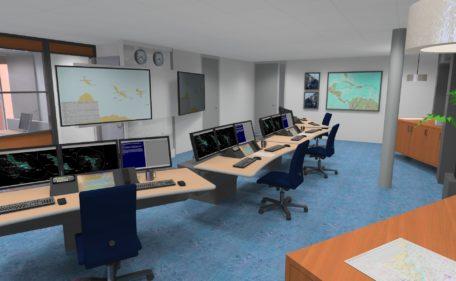 Redesign Coastguard Centre - Caribbean