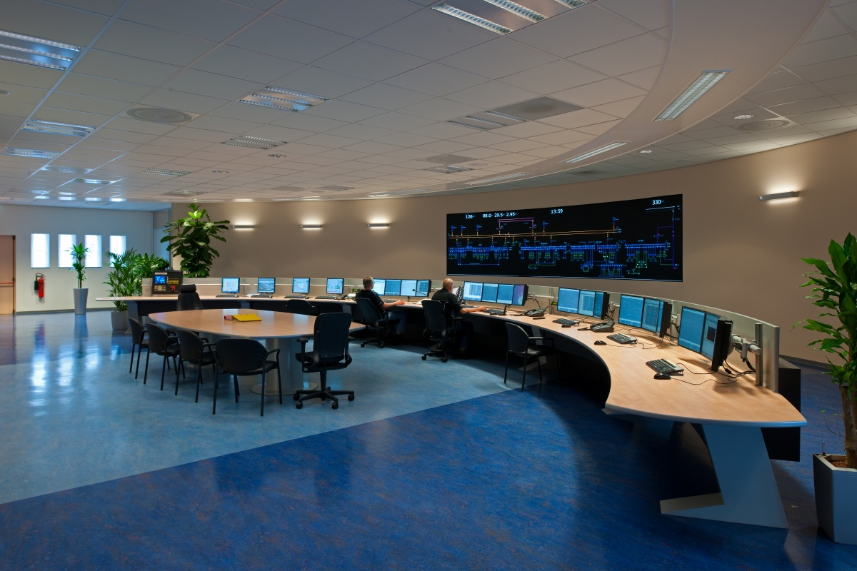 Control Centres Archieven Ergos