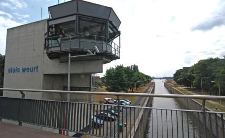 Rijkswaterstaat - Sluis Weurt