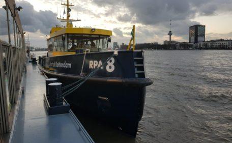 RPA 8 - Harbour patrol vessel