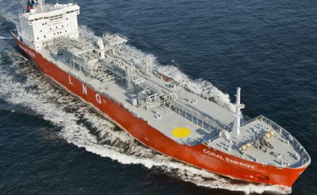 Coral Energice - LNG tanker