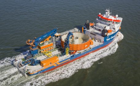 Nexus - Cable laying Vessel