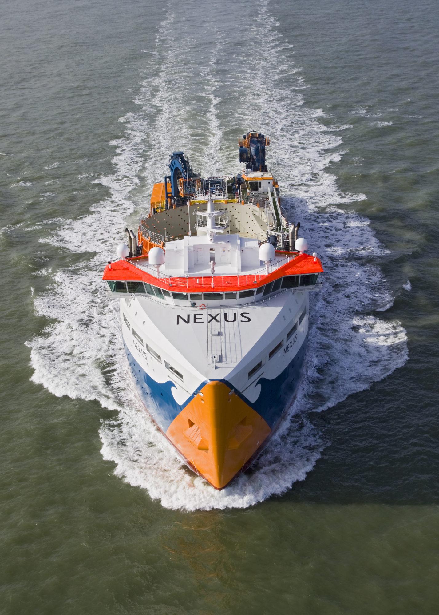 Maritime Archieven Ergos